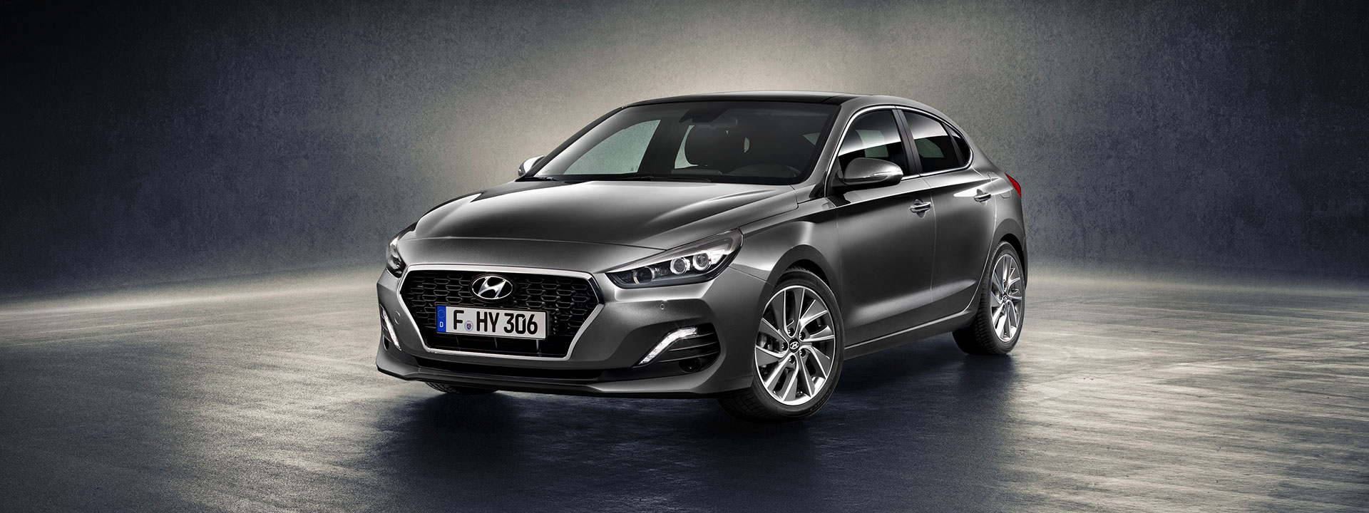 Hyundai Reveals The New i30 Fastback
