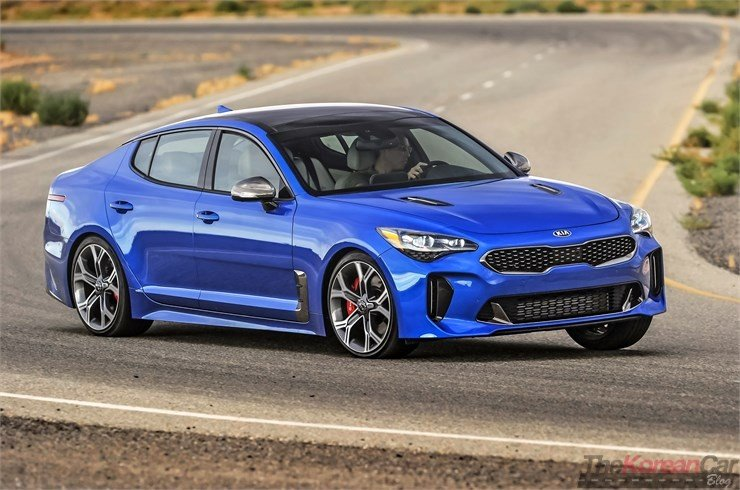 KMA Announces 2018 Kia Stinger Prices