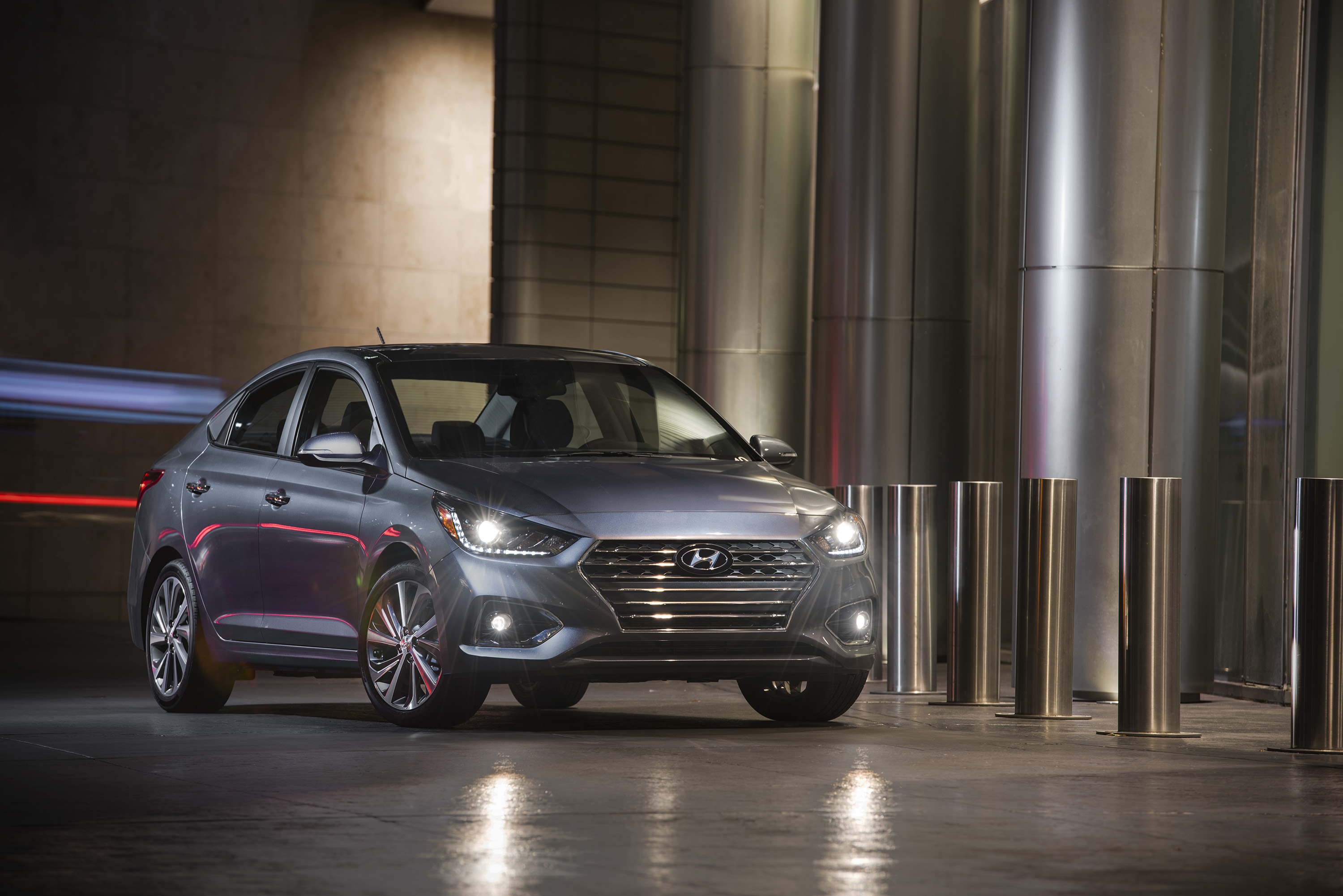 2018 Hyundai Accent starts at $14,995