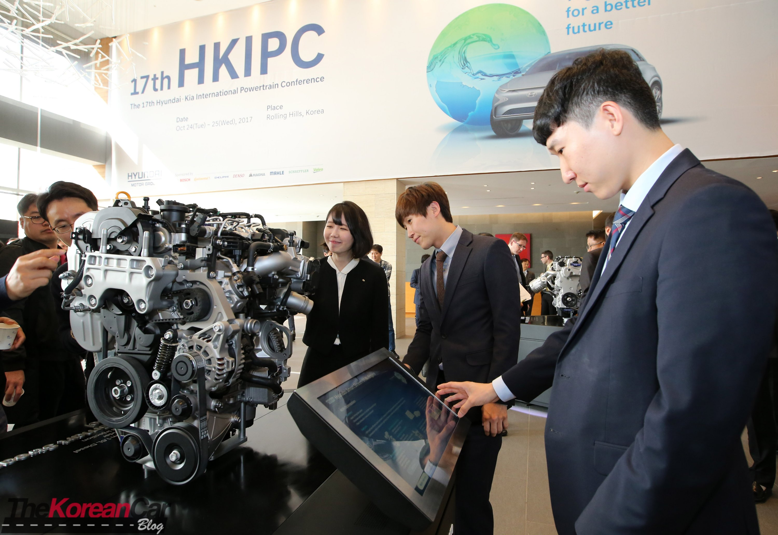 Hyundai Motor Group Reveals Next Generation Powertrain
