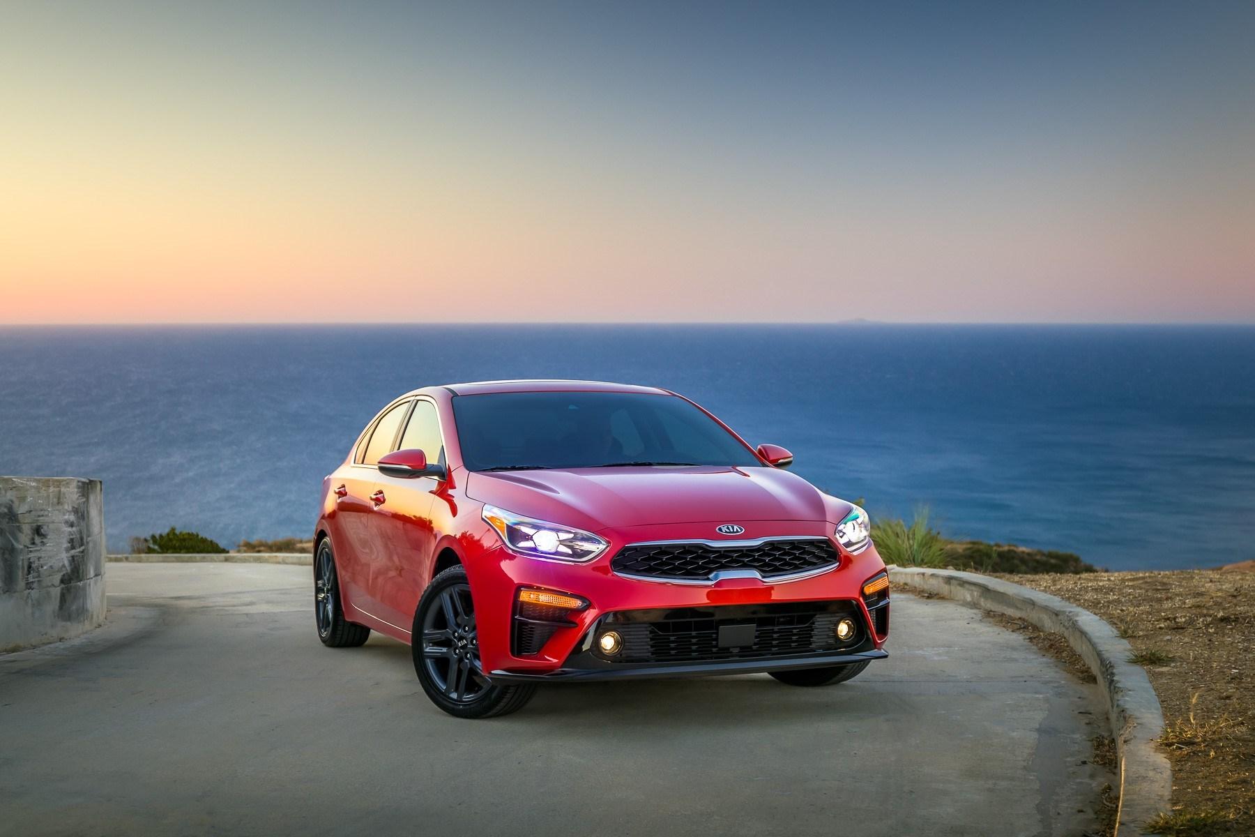 2019 Kia Forte Unveiled at NAIAS
