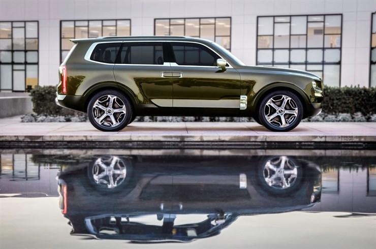Kia Telluride SUV Got Green Light