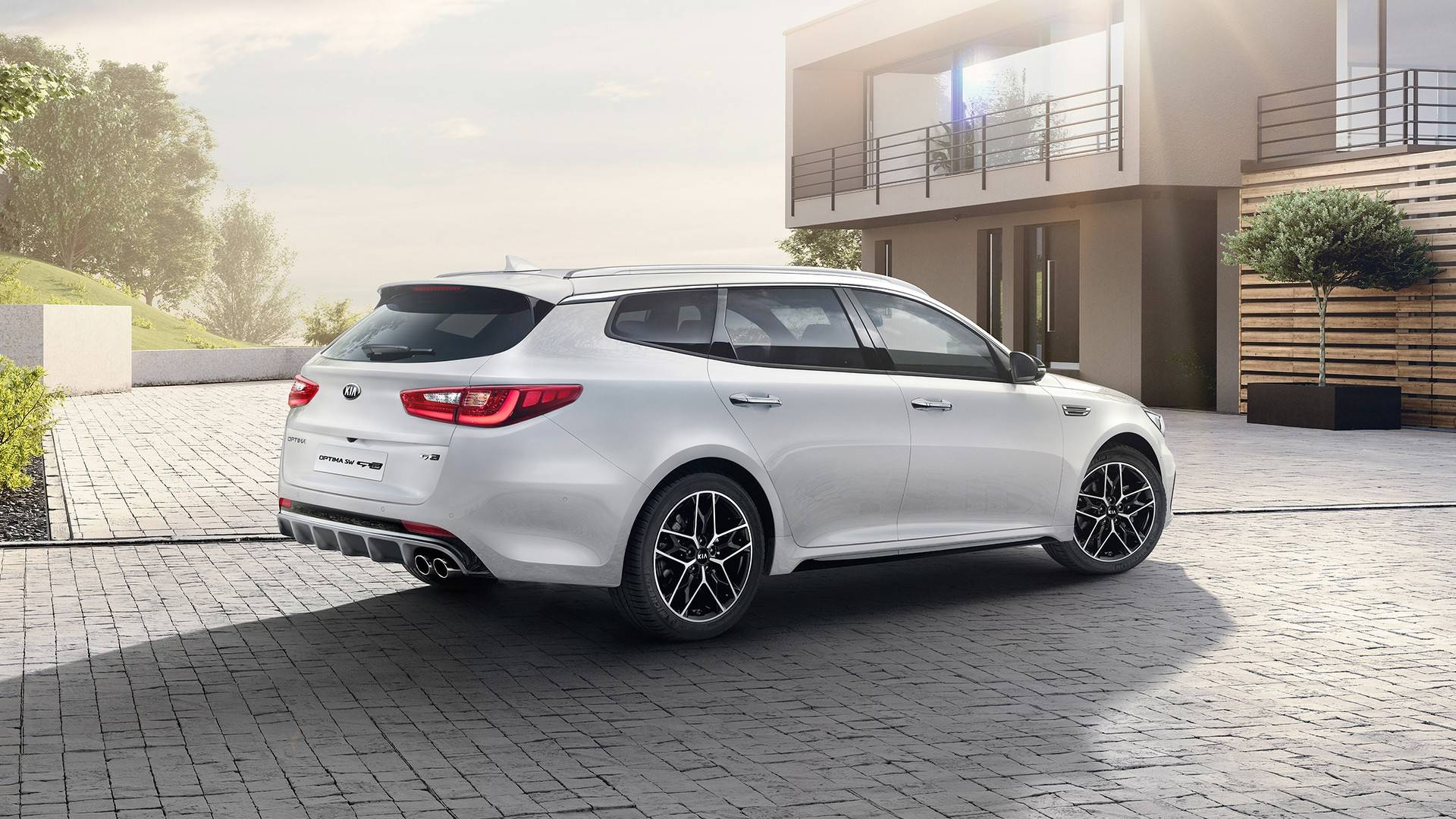 Kia Optima Facelift Debuts in Europe