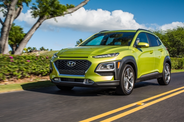 Hyundai Kona USA Prices Released