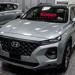Hyundai Santa Fe spied new angles (1)