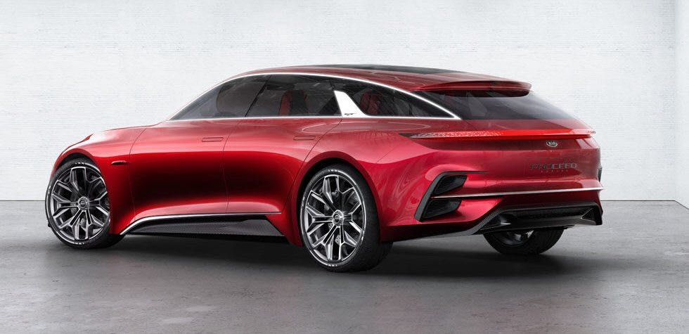 Ceed Range to Have Shooting Brake, SUV, Hybrid & EV Models
