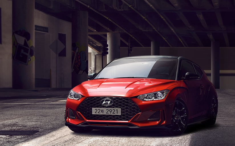 Hyundai Veloster Will Arrive to Europe on Summer