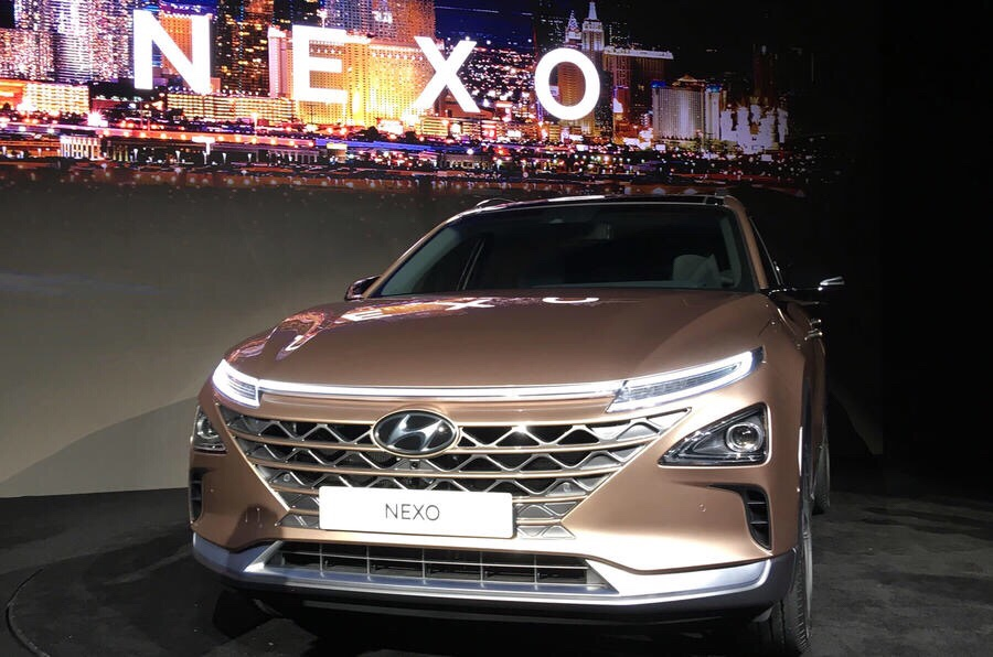 Hyundai Nexo Will Have 609km Per Charge