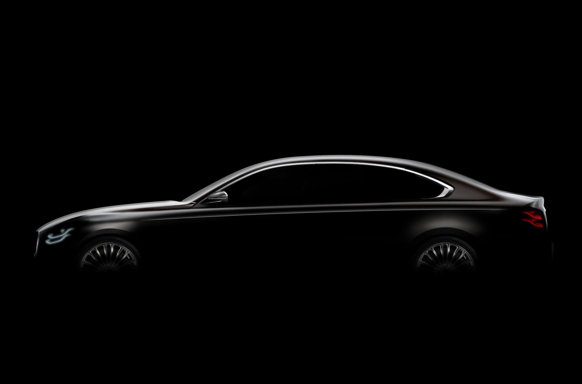 Kia Previews Second Generation K900