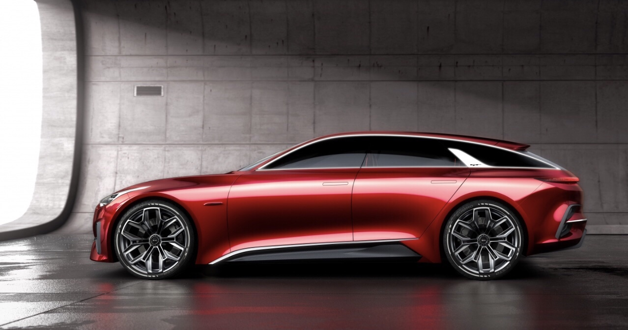 Kia Ceed Shooting Brake to debut in Paris