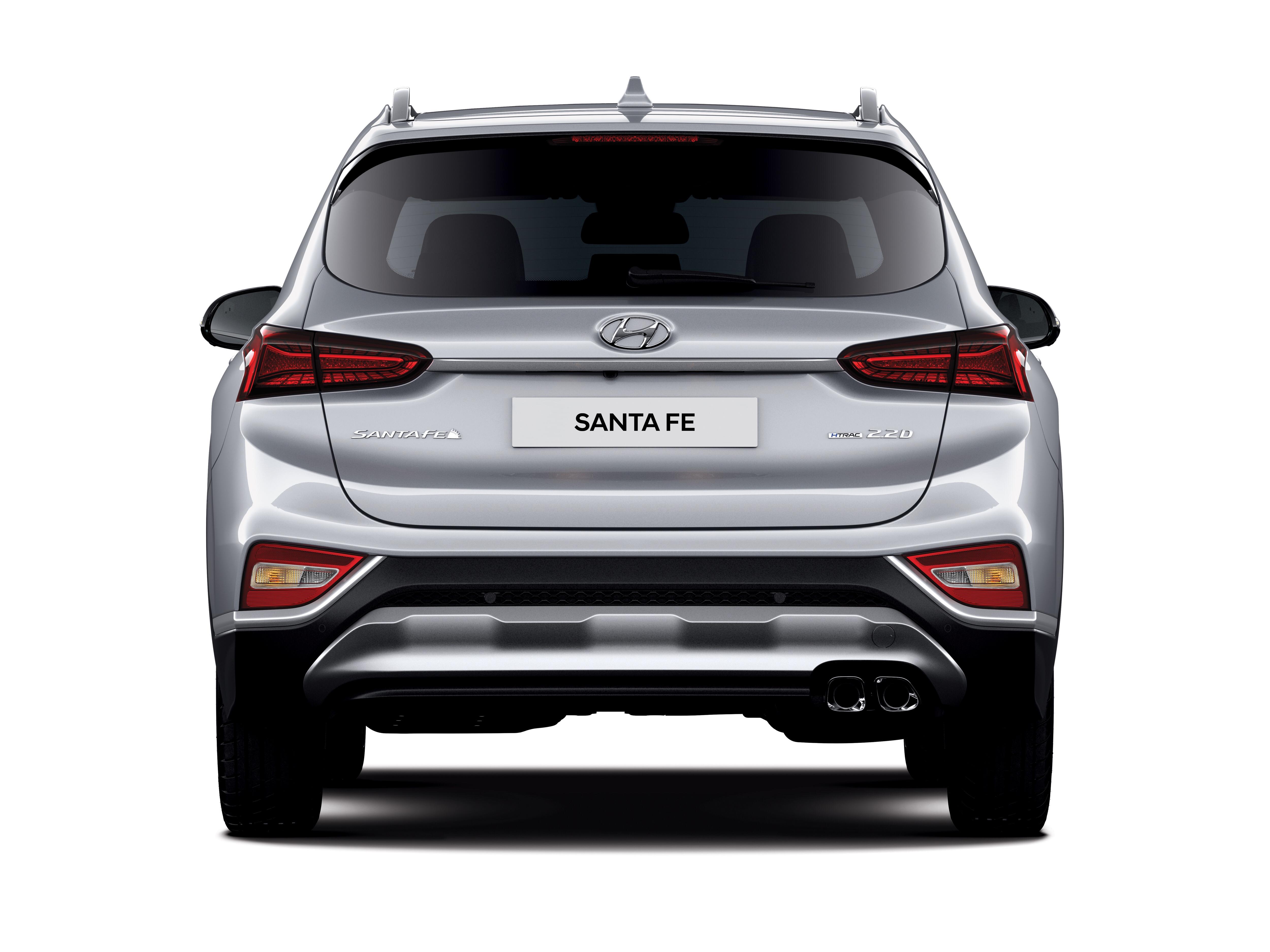 2019 Santa Fe to be First Hyundai US Diesel Vehicle