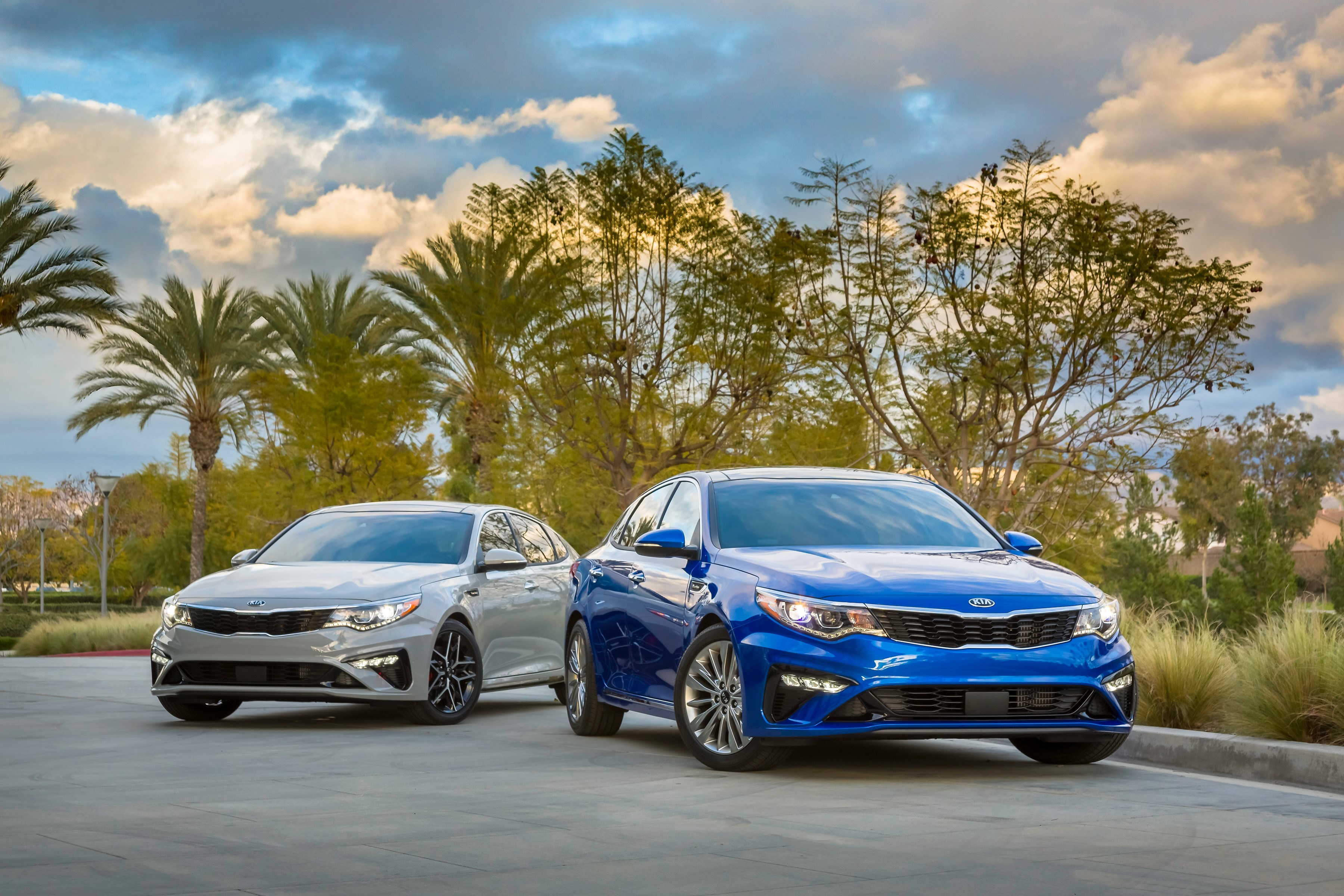 Refreshed 2019 Kia Optima Arrives to the US-market - Korean Car Blog