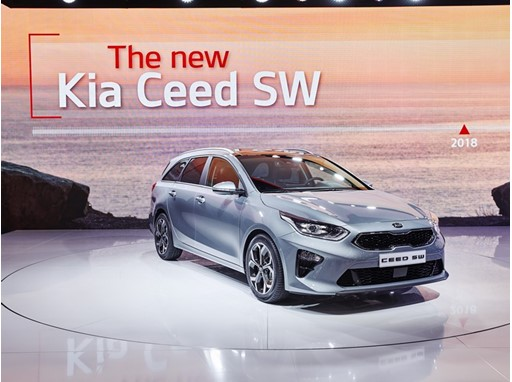 Kia Ceed Sportswagon Makes World Debut At Geneva Motor Show