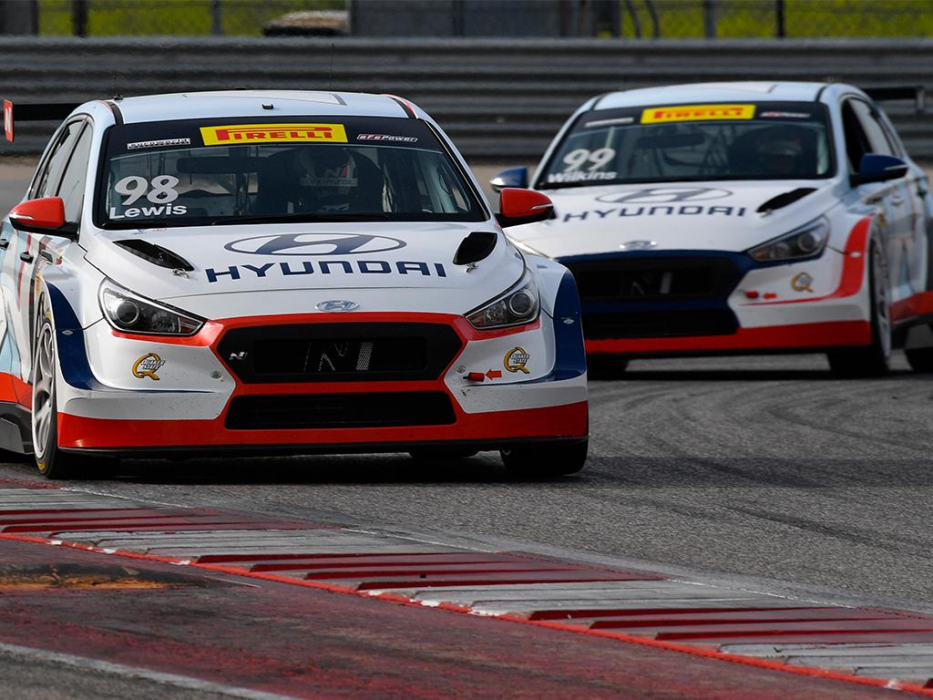 Hyundai Motorsports TCR