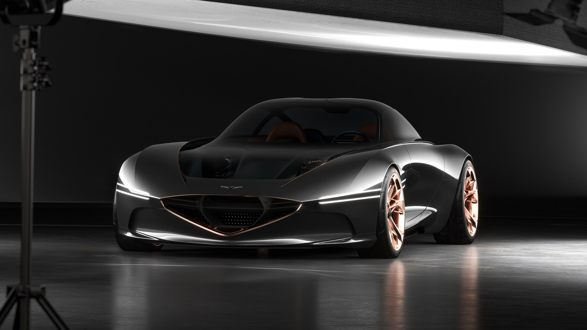 Genesis Essentia Concept Unveiled At New York International Auto Show