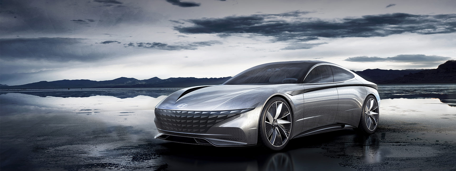 Hyundai Presents Future Design Direction At Geneva Motor Show