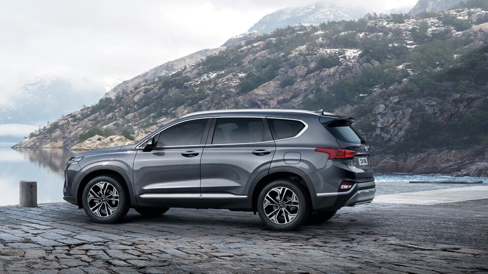 Santa Fe, Tucson Facelift & Kona EV to be Showcased at New York