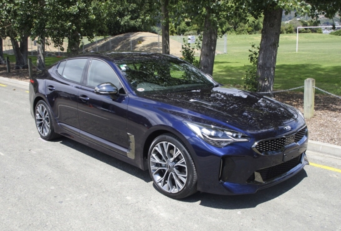 2019 Kia Stinger GT Atlantica Special Edition Headed for US Market