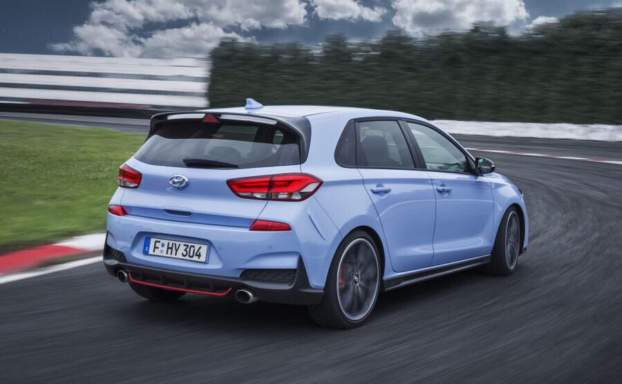 i30 N to Gain Dual Clutch Transmission in 2019