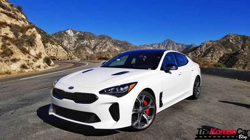 Kia Stinger to Keep Fresh with Model Updates