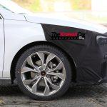 Hyundai i30 N-line Spied3