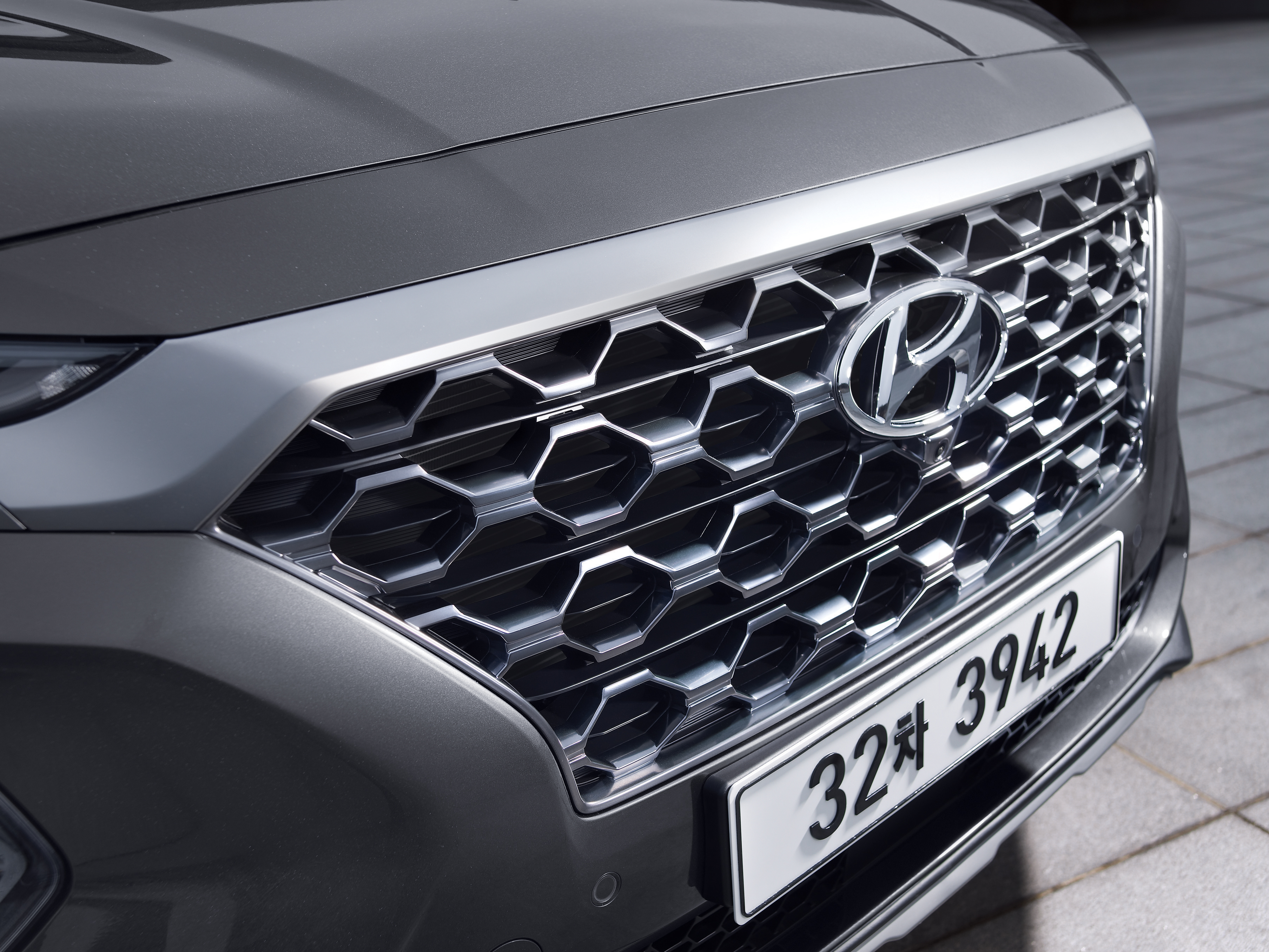 Hyundai Registered Two New Names, Palisade & Leonis