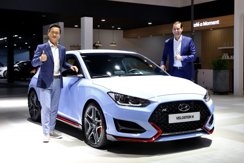 Hyundai N performance global strategy
