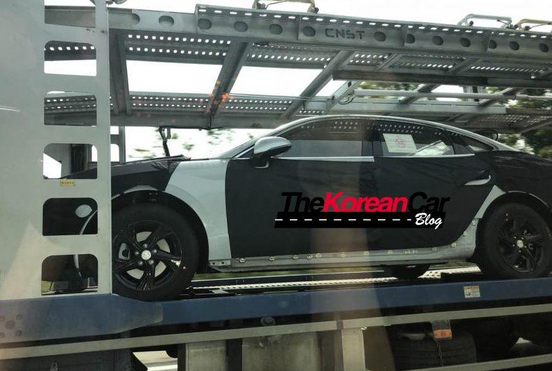 Hyundai Sonata DN8 spied (4)