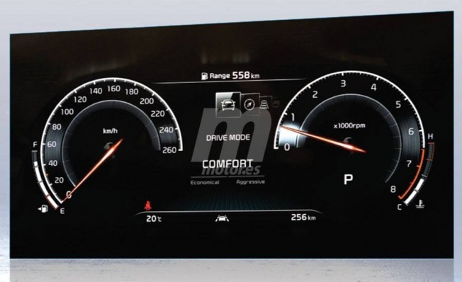 kia full digital cluster (2)