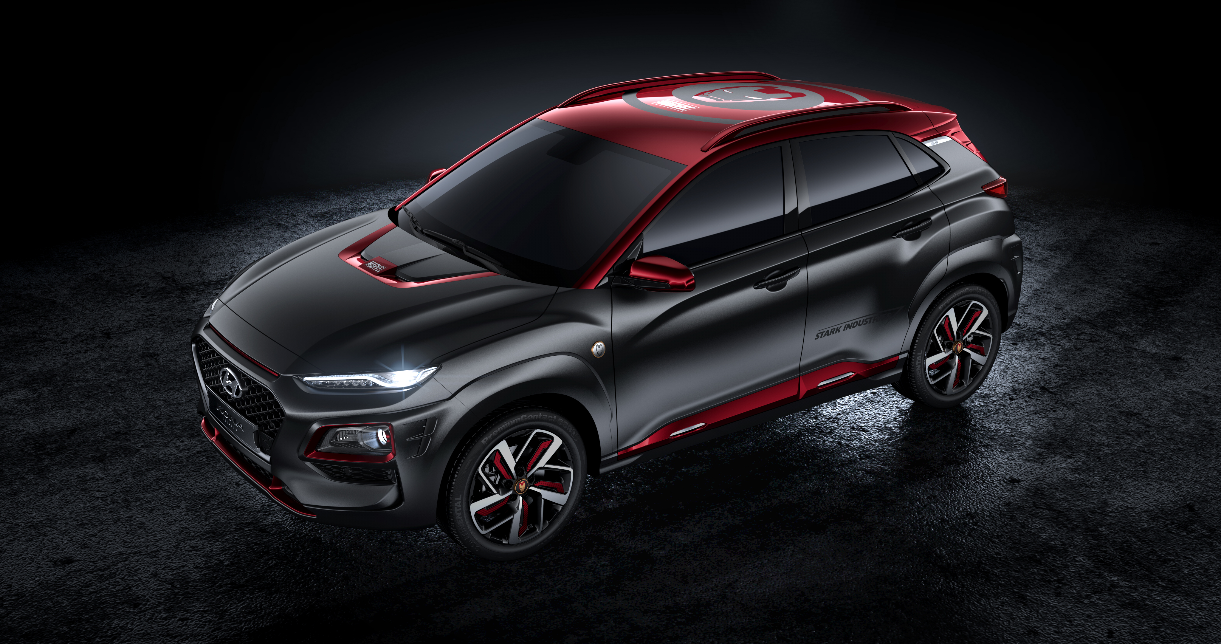 Hyundai Kona Iron Man Edition to be Released this Month
