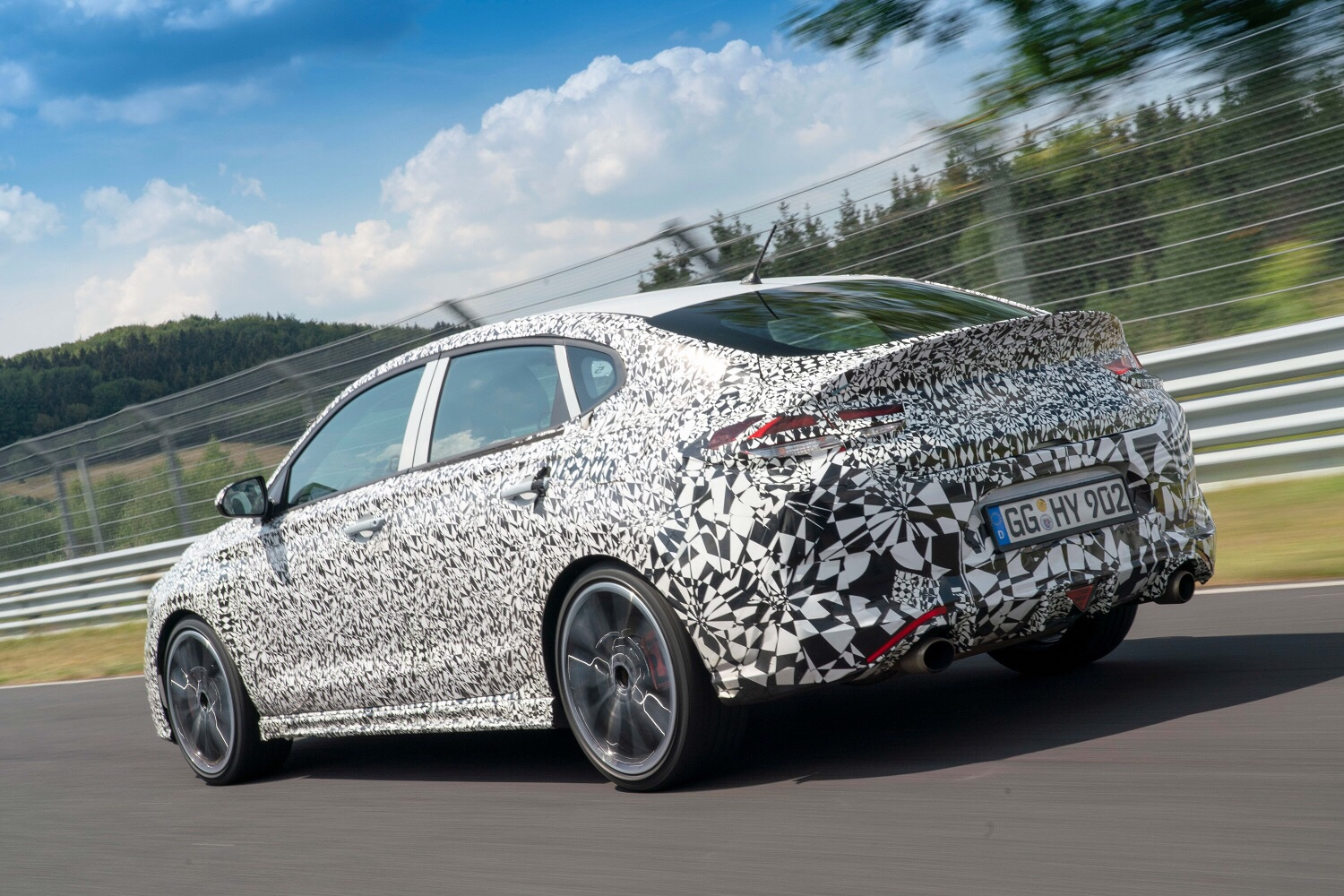 Hyundai i30 Fastback N will Debut Before End of 2018