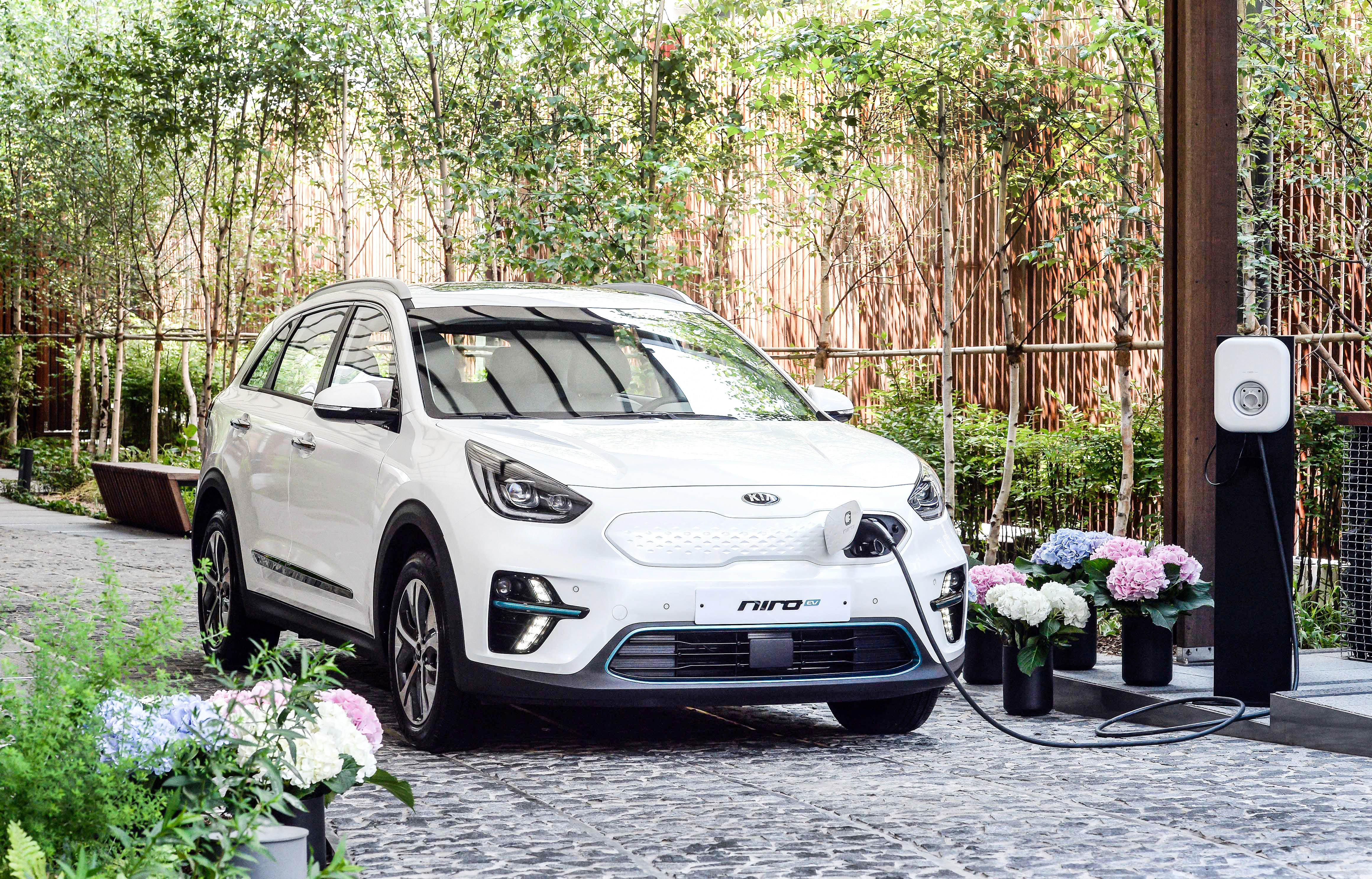 Kia Niro EV Available in South Korea from Today