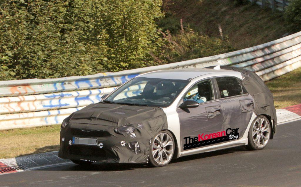 Kia Ceed GT 2