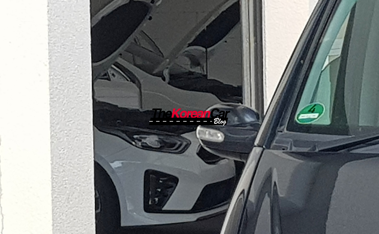 2019 Kia Ceed GT Leaked at Nurburgring