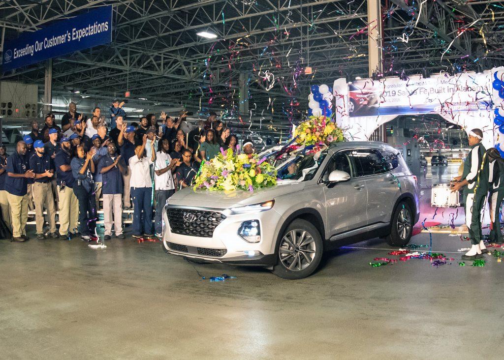 Hyundai Motor Manufacturing Alabama