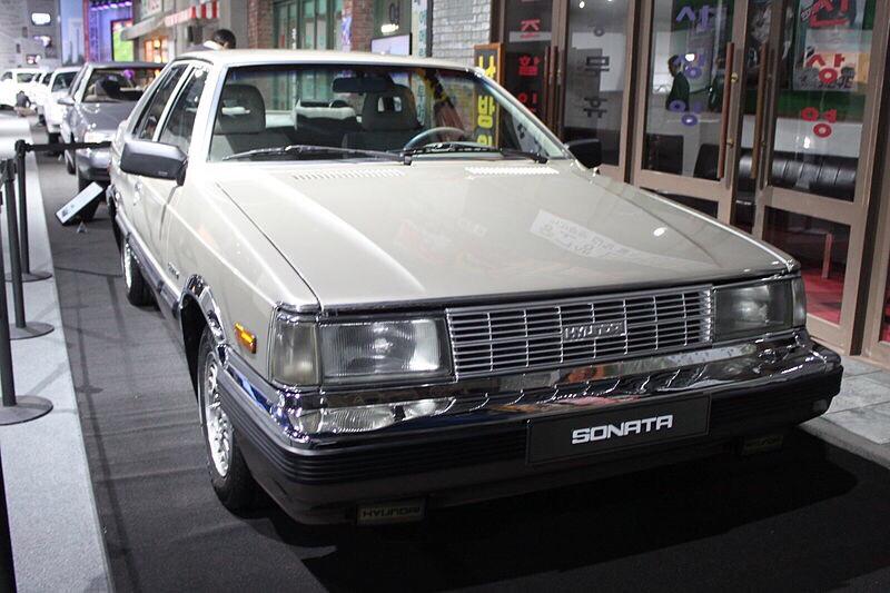 Story: First Generation Hyundai Sonata (1985-1988)