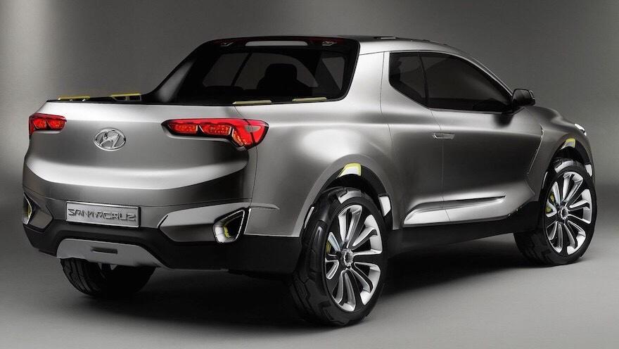 Hyundai Pick-up To Be Based on Next-Gen Tucson