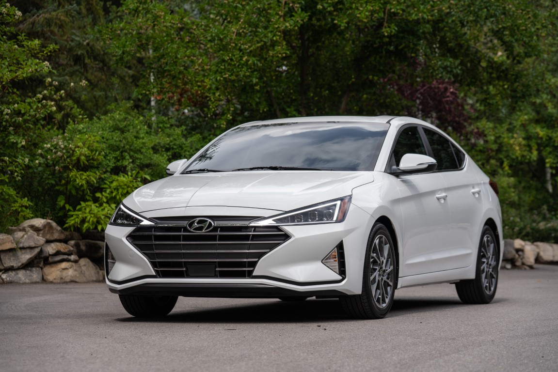 2019 Hyundai Elantra Starting at $17,885