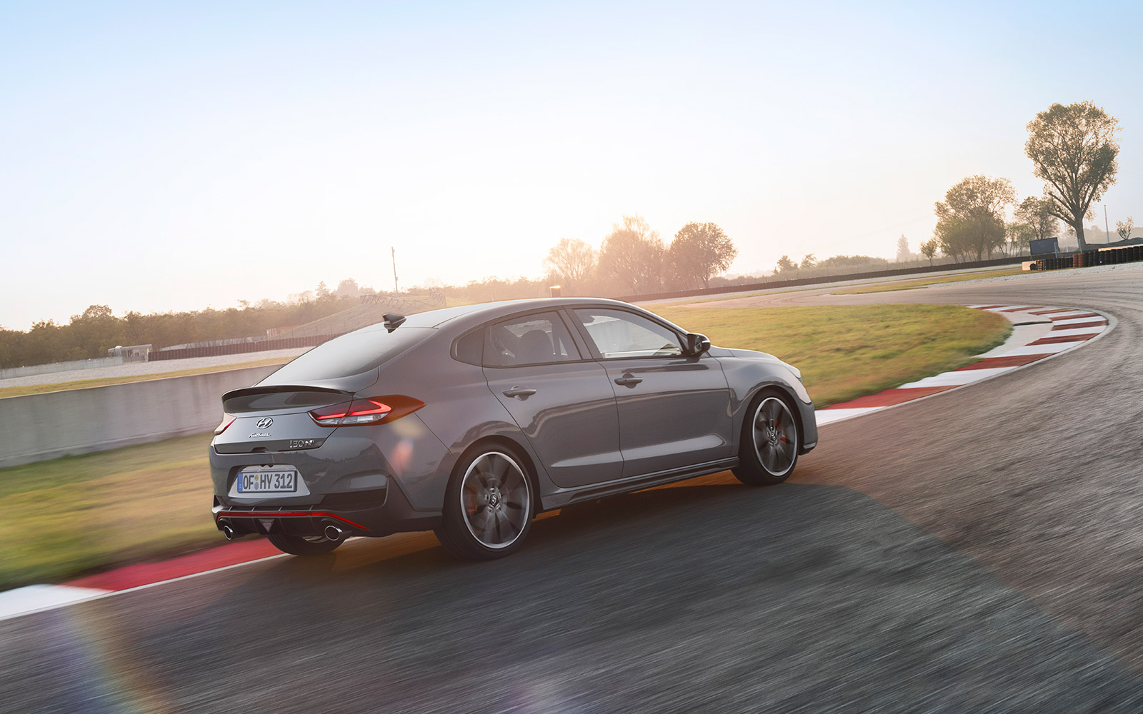 Hyundai i30 Fastback N Revealed
