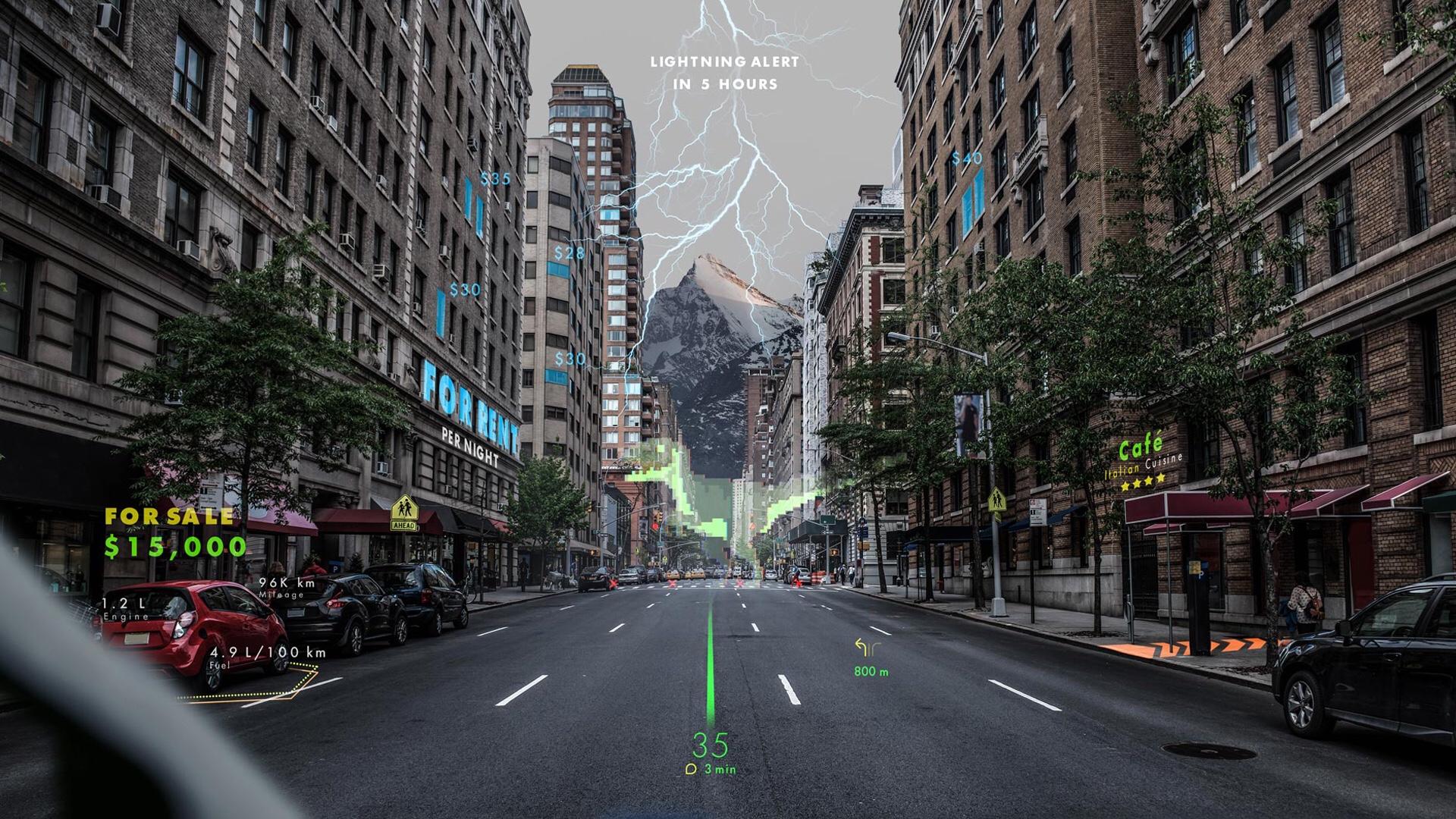 Hyundai Preparing AR Windscreen After Invest in WayRay