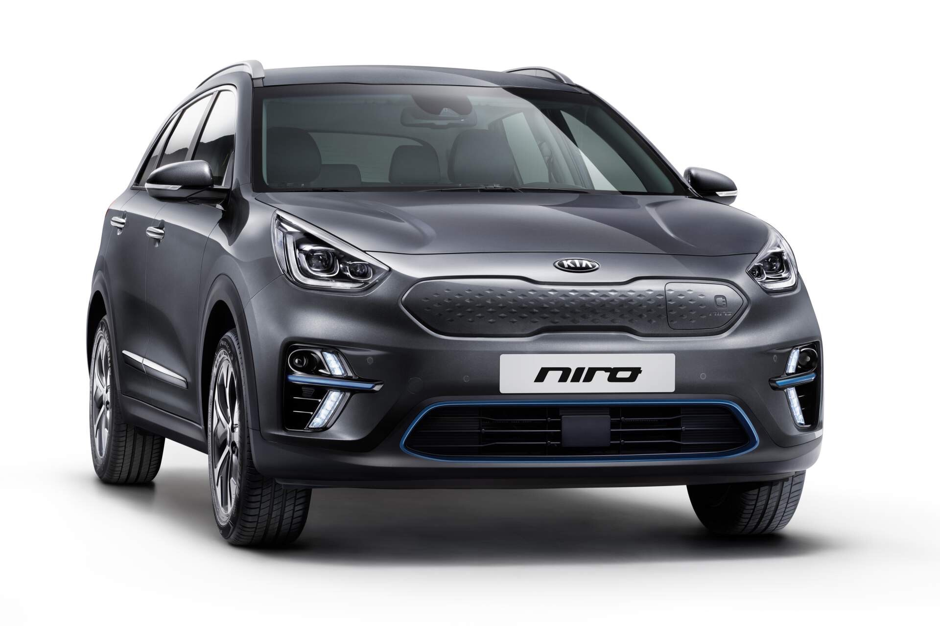 Kia Niro EV Confirms 485km Range for European Market