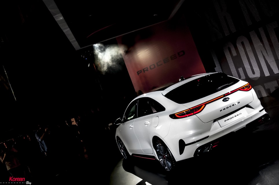 Kia ProCeed & Ceed GT Live Photo Gallery