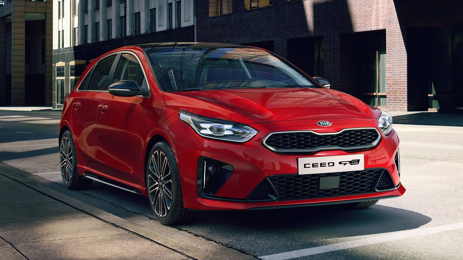 Kia Launch GT Line Varians of Ceed, Proceed & Ceed SW