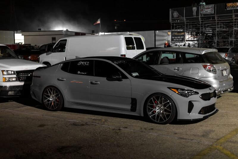 Interview: Road to SEMA with Jose Martinez and his Stinger GT2 AWD