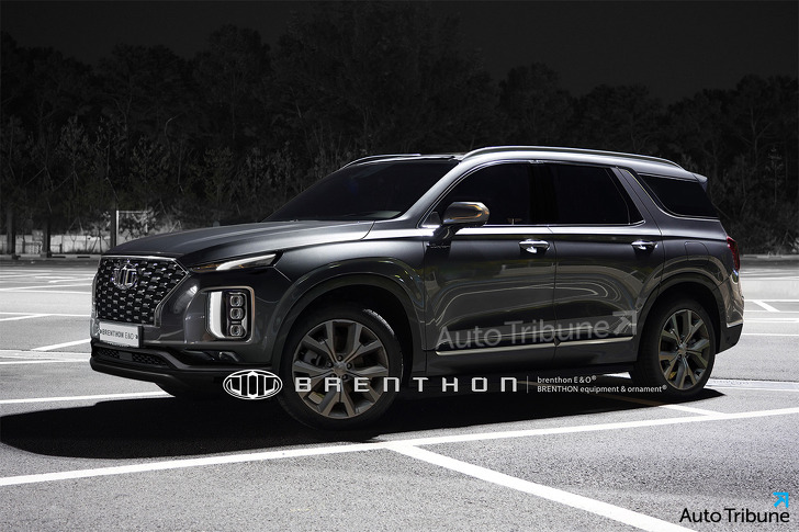 This is the Most Accurate Ever Render of Hyundai Palisade