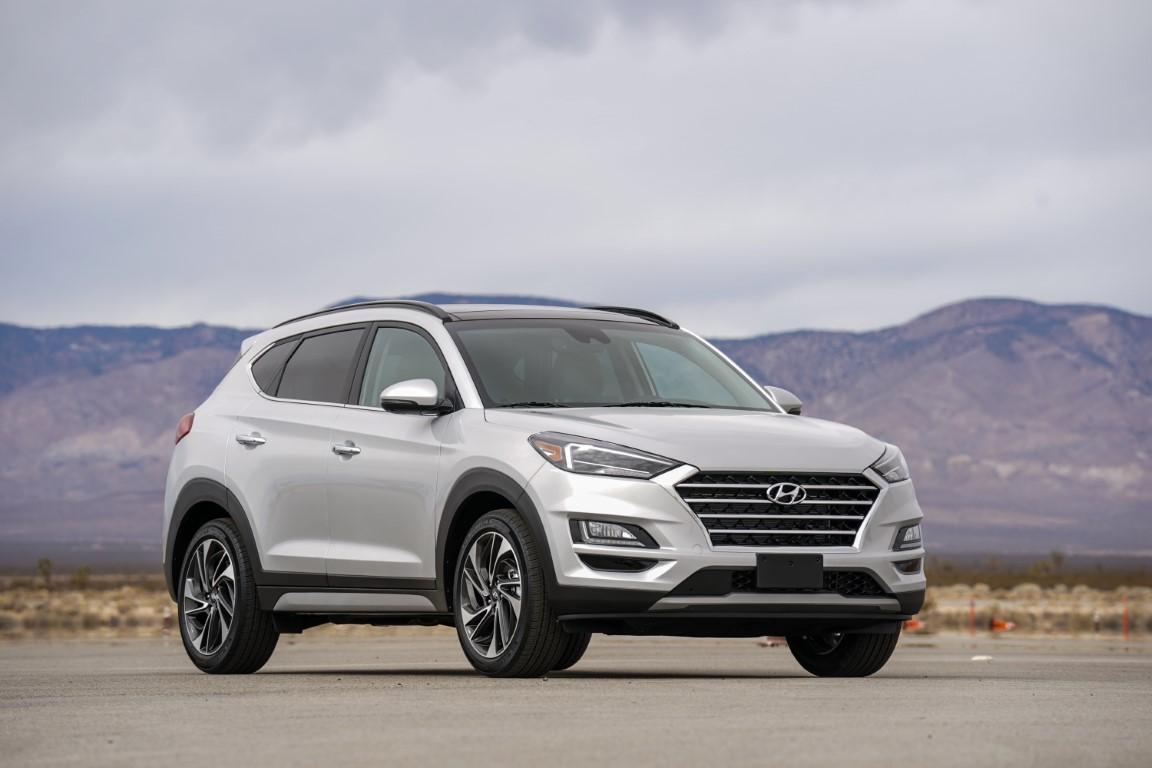 US-Spec 2019 Hyundai Tucson Starts at $23,200