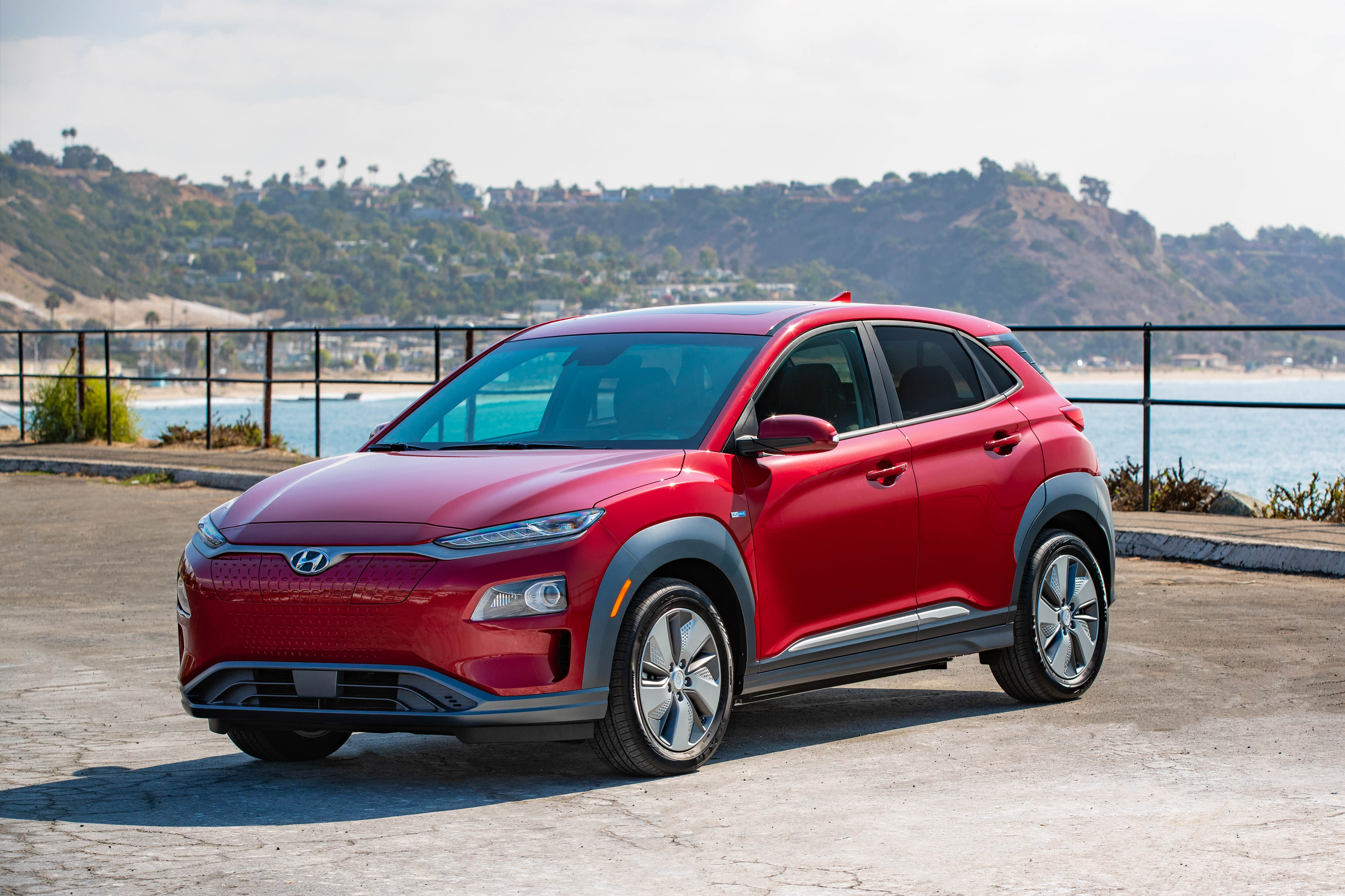 Hyundai Kona EV Launched With 258 Miles Range