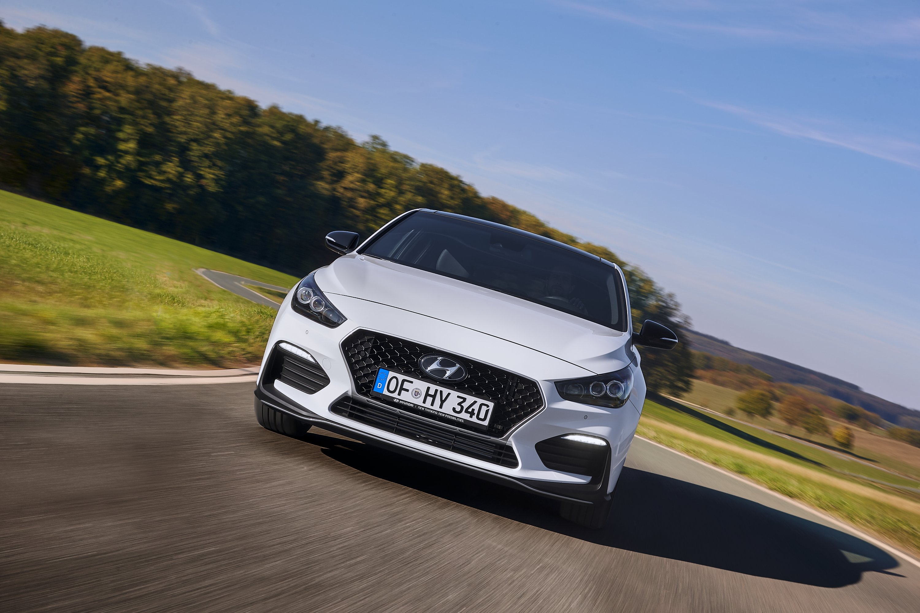 Hyundai Launches i30 Fastback N-line, Expands Engine Line-up