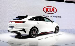 kia proceed paris motor show 4
