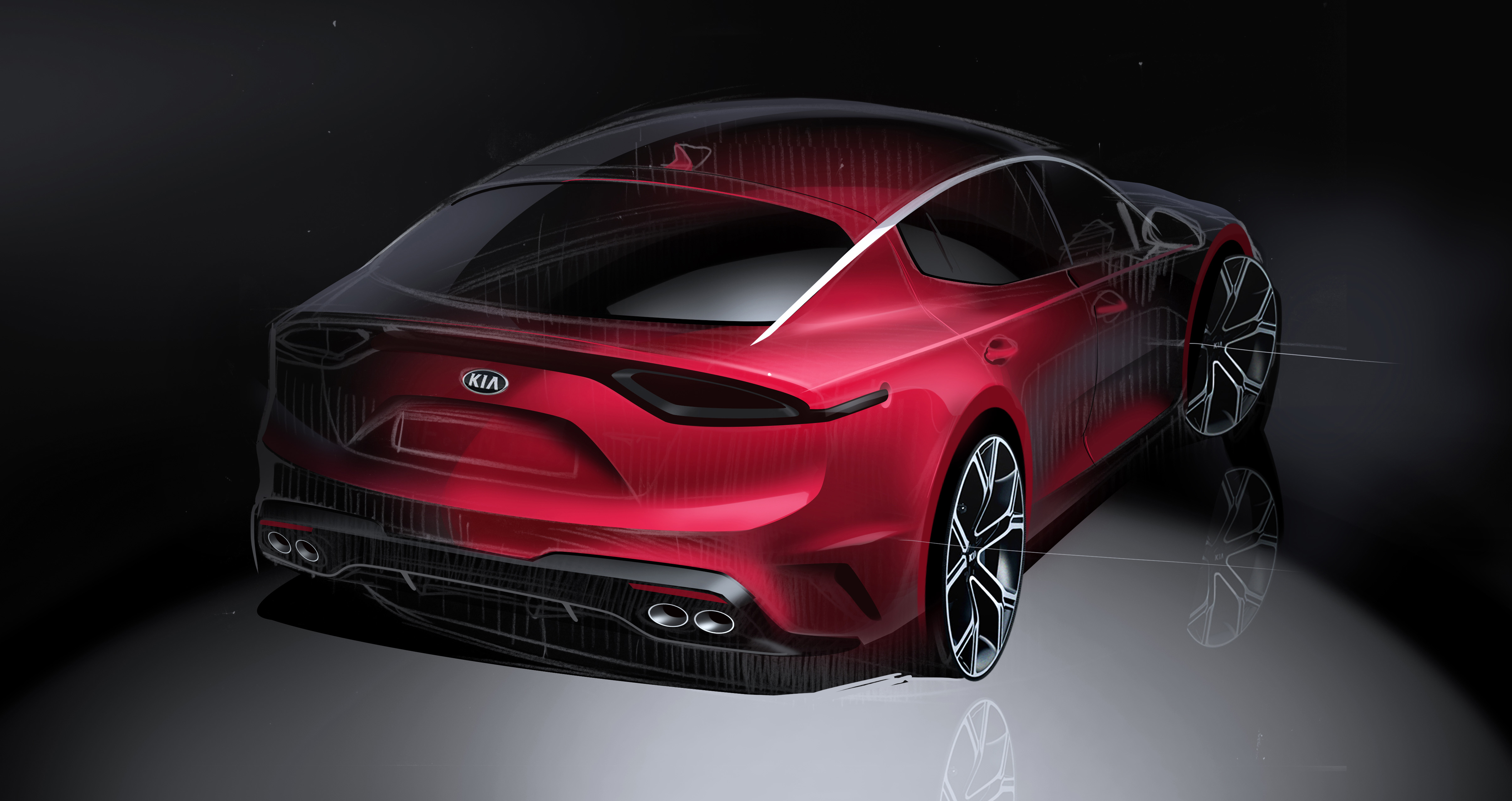 Kia Hasn't Decided Yet if Stinger Will Have a Second Gen